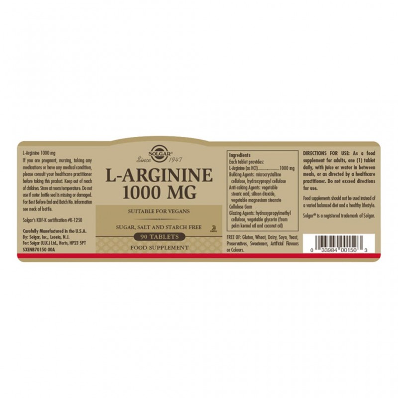 Solgar Ester-C(R) Plus 1000 mg Vitamin C Tablets 180s