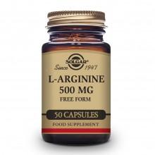 Solgar L-Arginine 500 mg 50...