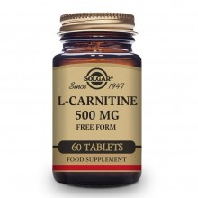 Solgar L-Carnitine 500 mg...