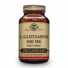 Solgar L-Glutamine 500 mg...