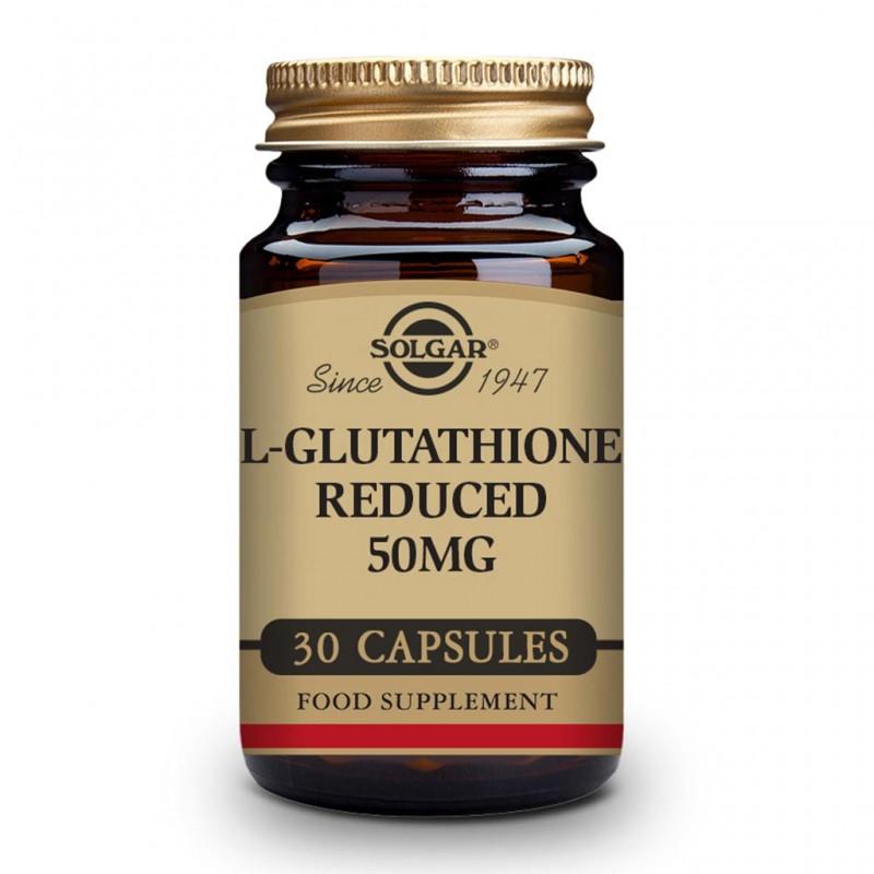Solgar L-Tyrosine 500 mg Vegetable Capsules 50s