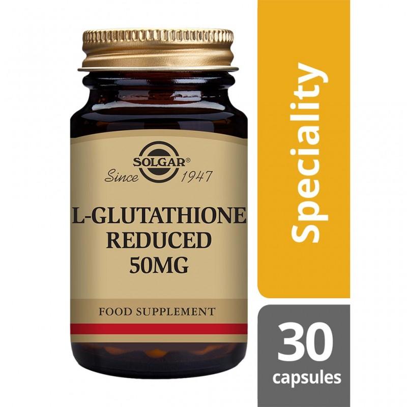 Solgar Advanced Antioxidant Formula Vegetable Capsules 30s