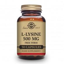 Solgar L-Lysine 500 mg 50...