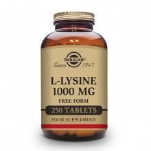 Solgar L-Lysine 1000 mg 250...