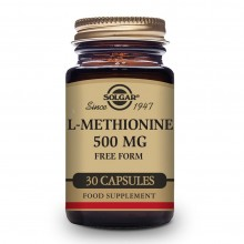 Solgar L-Methionine 500 mg...