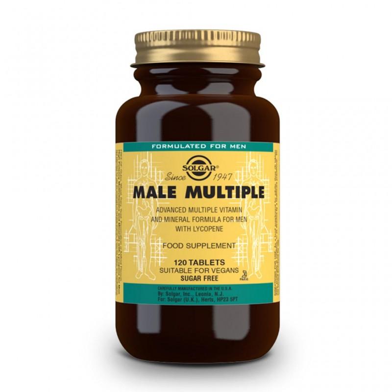 Solgar L-Methionine 500 mg Vegetable Capsules 30s