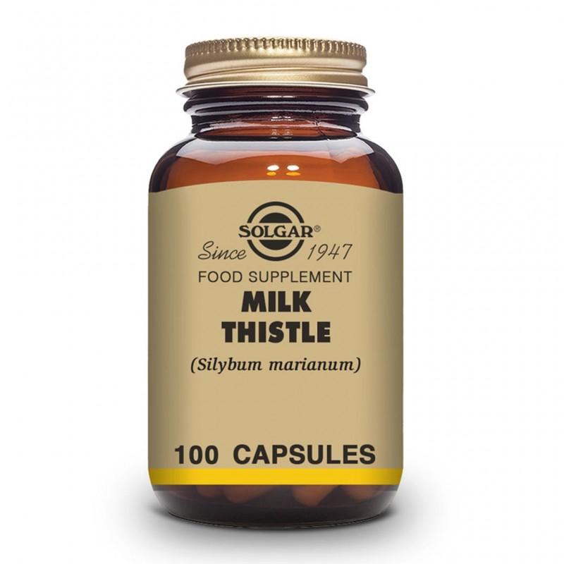 Solgar L-Glutamine 500 mg Vegetable Capsules 50s