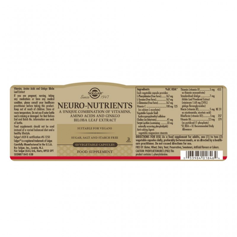 Solgar Chelated Solamins Multimineral Tablets 180s