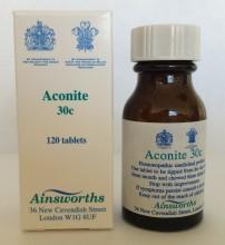 Ainsworths Aconite 30c 120...