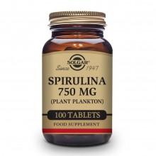Solgar Spirulina 750 mg 100...