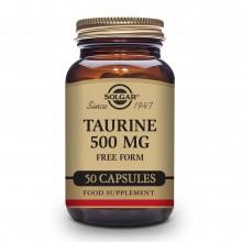 Solgar Taurine 500 mg 50...