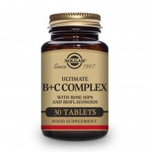 Solgar Ultimate B+C Complex...