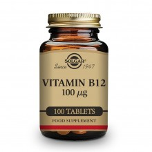 Solgar Vitamin B12 100 ug...