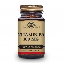 Solgar Vitamin B6 100 mg...