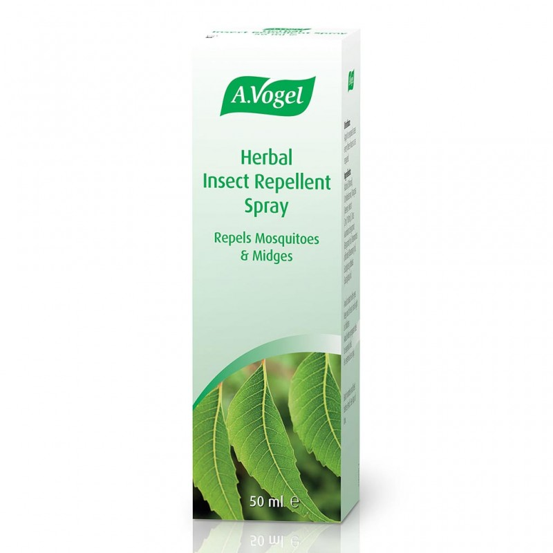 A. Vogel Herbal Insect Repellent 50ml