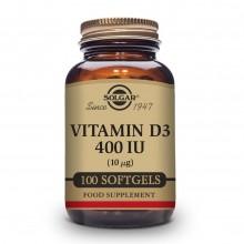 Solgar Vitamin D3 400 IU...