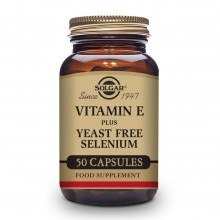 Solgar Vitamin E with Yeast...