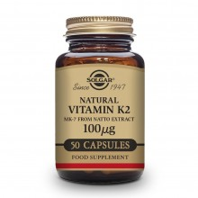 Solgar Vitamin K2 100 ug V...