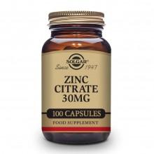 Solgar Zinc Citrate 30 mg...