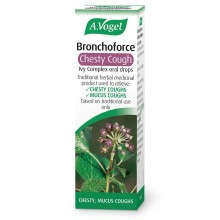 A. Vogel Bronchoforce Chesty Cough Ivy Complex Oral Drops 15ml