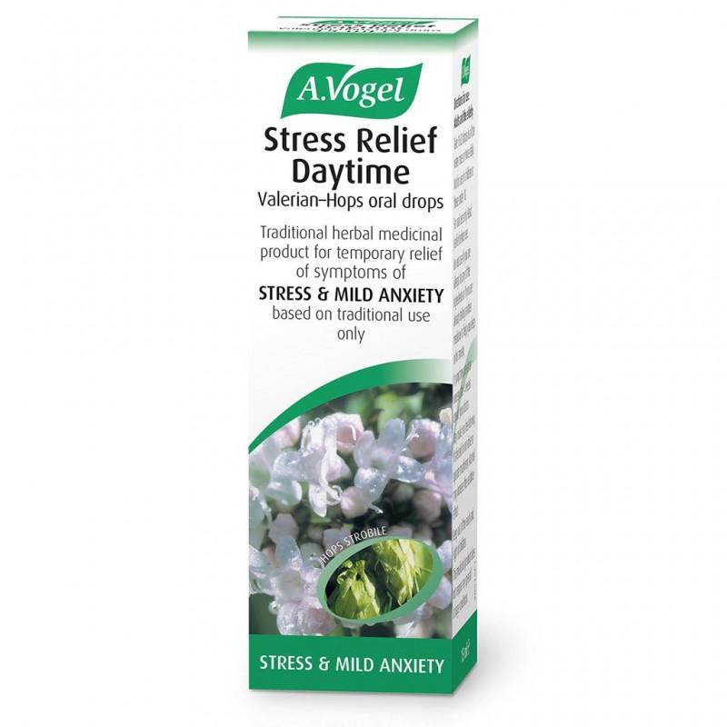 A. Vogel Stress Relief Daytime Valerian-Hops oral drops 15ml