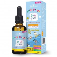 Natures Aid DHA Mini Drops...
