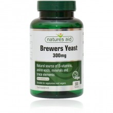 Natures Aid Brewers Yeast...