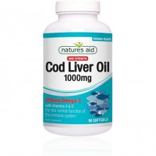 Natures Aid Cod Liver Oil...