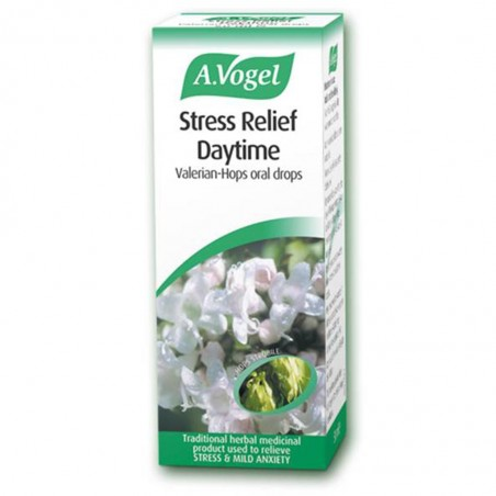 A. Vogel Stress Relief Daytime Valerian-Hops oral drops 50ml