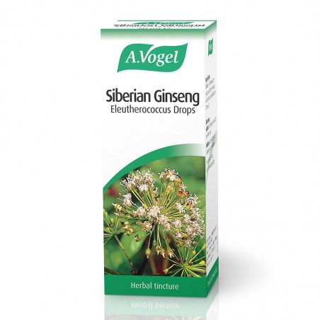 A. Vogel Siberian Ginseng (Eleutherococcus) 50ml
