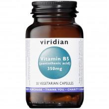 Viridian Vitamin B5...