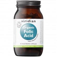 Viridian Organic Folic Acid...