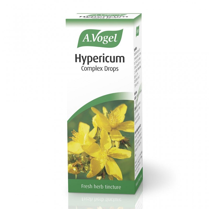 A. Vogel Hypericum Complex Drops 50ml