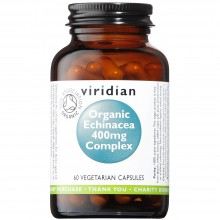 Viridian Organic Echinacea...