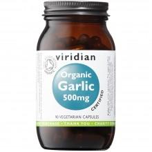 Viridian Organic Garlic...