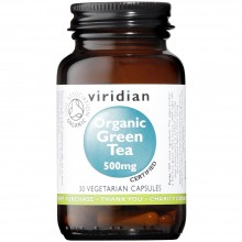 Viridian Organic Green Tea...