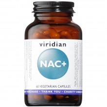 Viridian NAC+ Veg Caps 60