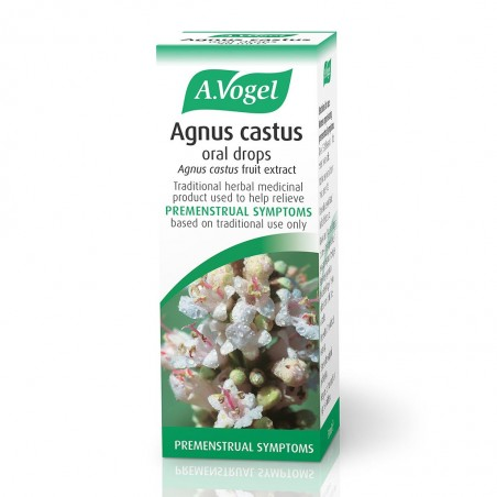 A. Vogel Agnus Castus Drops (Chaste Tree) 50ml