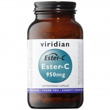 Viridian Ester C™ 950mg Veg...