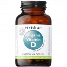 Viridian Organic Vitamin D2...