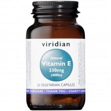 Viridian Natural Vitamin E...