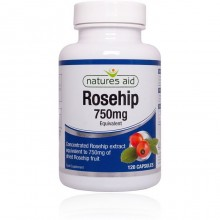 Natures Aid Rosehip 750mg...