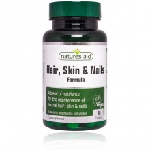 Natures Aid Hair Skin and...