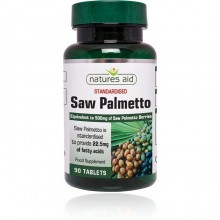 Natures Aid Saw Palmetto...