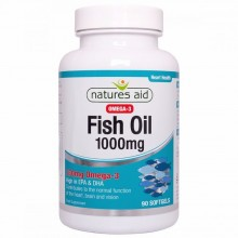 Natures Aid Fish Oil 1000mg...
