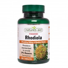 Natures Aid Rhodiola 500mg...