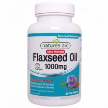 Natures Aid Flaxseed Oil...