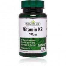 Natures Aid Vitamin K2...