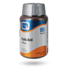 Quest Folic Acid 400Mcg 90...