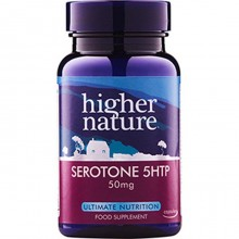 Higher Nature Serotone 5HTP...